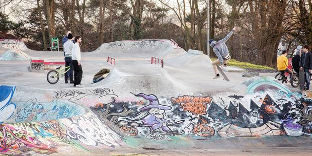 Liège, capitale du skate ! - La DH