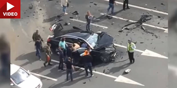 Une voiture (plus) solide pour Poutine après le crash mortel de son chauffeur cette année? - La DH