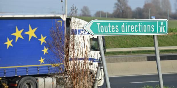 Trois Français recherchés interpellés à Menin - La DH