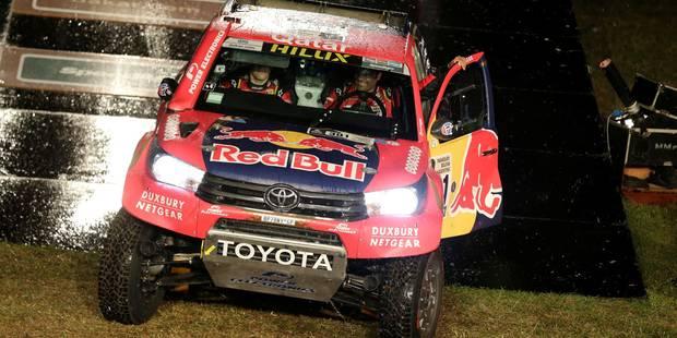 Dakar : Al Attiyah et le team belge Overdrive Racing gagnent la 1ère spéciale - La DH