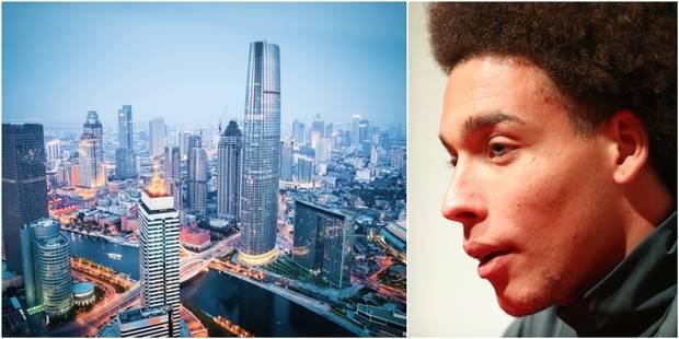 Au coeur de Tianjin: visite guidée de la prochaine ville d'adoption de Witsel - La DH
