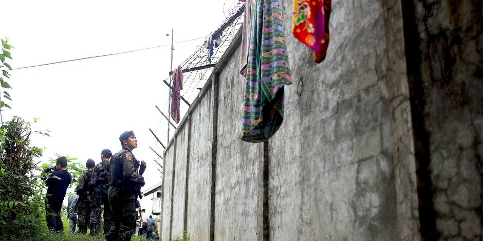Philippines: Une prison est prise d'assaut, 150 détenus réussissent à s'évader