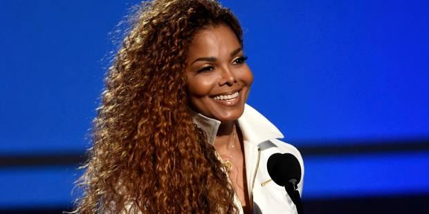 A 50 ans, Janet Jackson donne naissance à son premier enfant - La DH