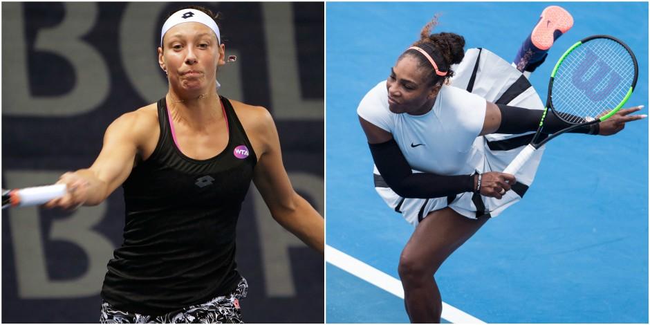 Auckland: élimination surprise de Serena Williams, Wickmayer prend aussi la porte
