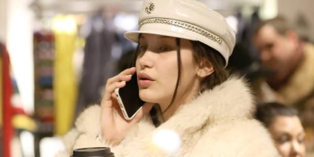 Bella Hadid devient l'image du printemps des vêtements Fendi - La DH