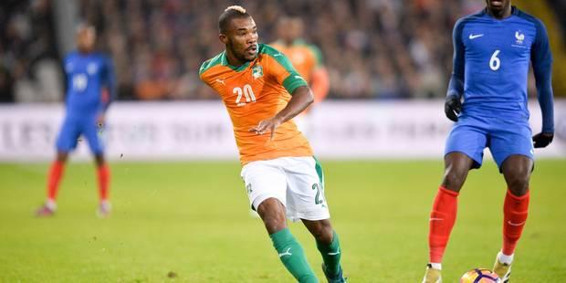 CAN: La Côte d'Ivoire avec Serey Dié comme capitaine - La DH