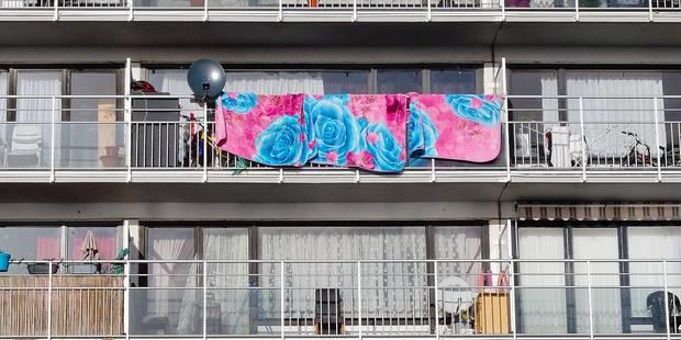 Enfants malades, givre dans les appartements: le Peterbos à Anderlecht privé de chauffage pendant 6 jours! - La DH