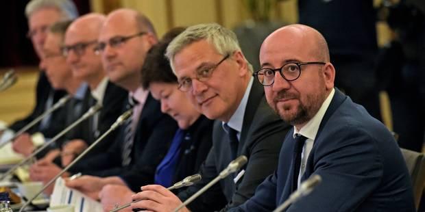 Sondage exclusif: 7 Belges francophones sur 10 ne font plus confiance au gouvernement Michel! (GRAPHIQUES) - La DH