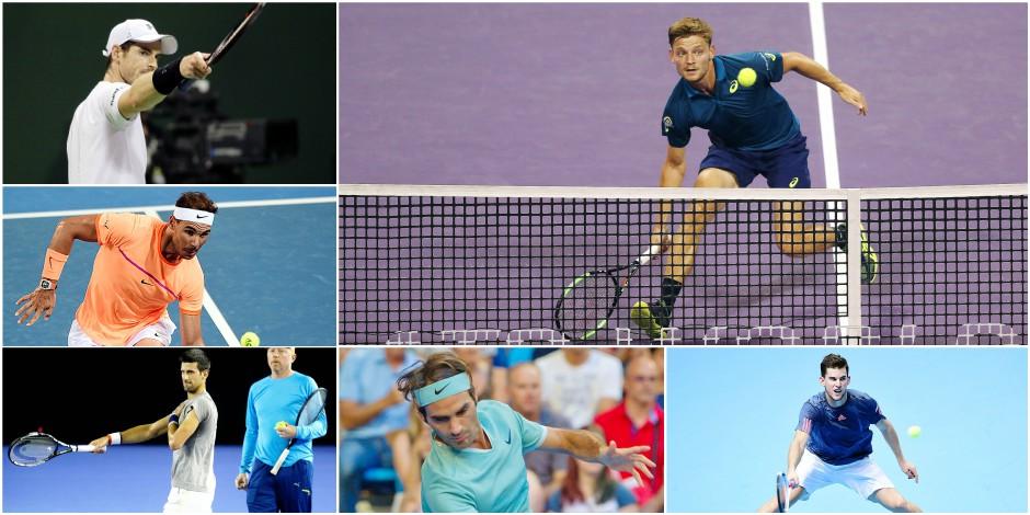 L'année Tennis 2017 en 10 questions: découvrez les pronos de la DH - La DH