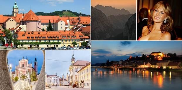 """Pantoufles, gâteaux, circuits touristiques: la Slovénie surfe sur l'""""effet Melania Trump"""" - La DH"""