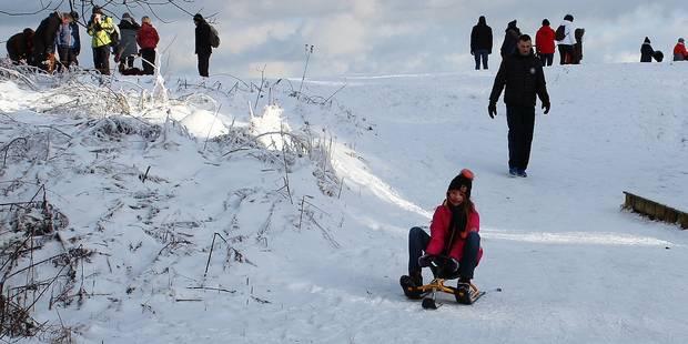 Pistes de ski: les Belges se ruent dans la poudreuse - La DH