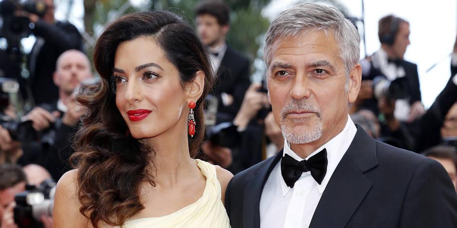 Amal et George Clooney seraient bientôt parents de jumeaux
