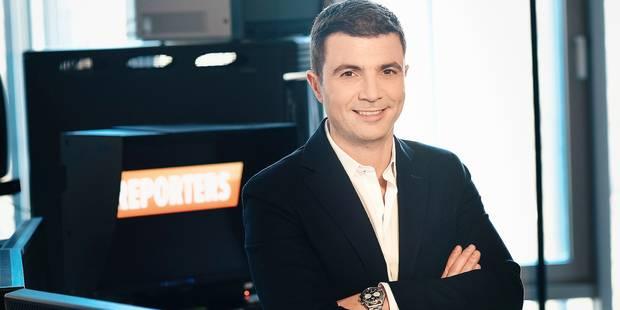 """Miraglia: """"Reporters, c'est le challenge de ma vie"""" - La DH"""