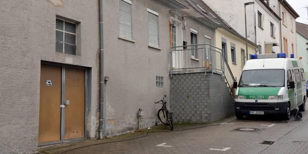 Allemagne: des experts éliminent plus de 100 kilos d'explosifs trouvés au domicile d'un homme de 18 ans - La DH