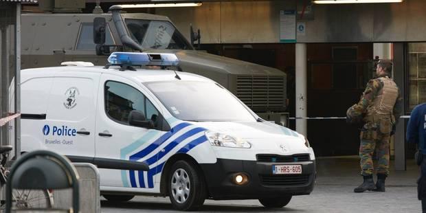 Des propositions pour renforcer le service d'intervention de la zone de police Bruxelles-Ouest - La DH