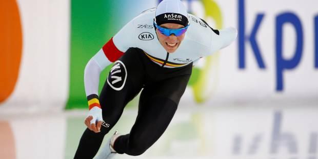 Euro patinage - Bart Swings 15e du 500 m à Heerenveen - La DH