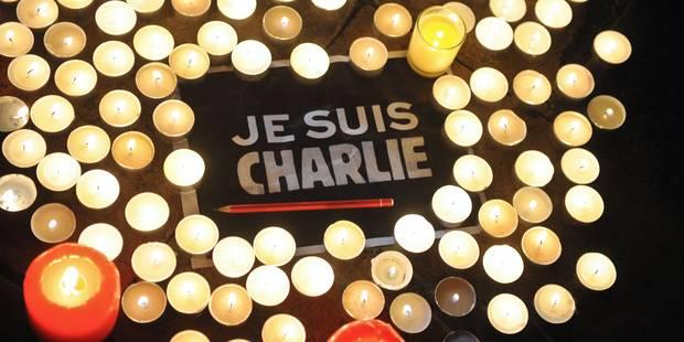 """""""Je suis toujours Charlie"""": les victimes de janvier 2015 honorées à Paris - La DH"""