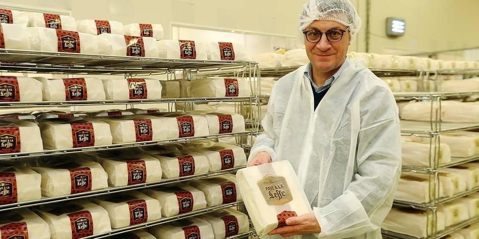 Les secrets de la fromagerie de Passendale - La DH