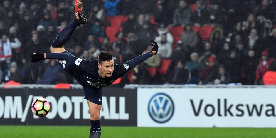 PSG-Bastia (7-0) :