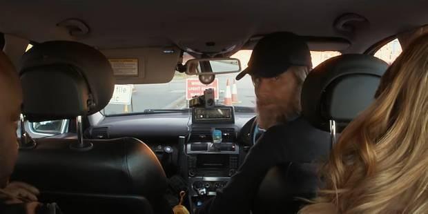 Tête-à-queue, saut vertigineux: quand David Coulthard se transforme en chauffeur de taxi compètement barré (VIDEO) - La ...