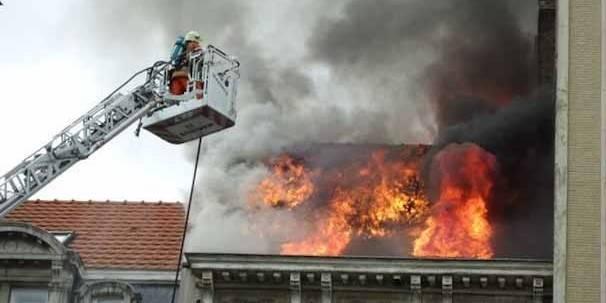 Tubize: Quarante mois pour un incendie volontaire - La DH