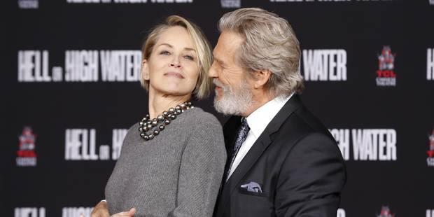 Jeff Bridges bien entouré pour laisser ses empreintes à Hollywood - La DH