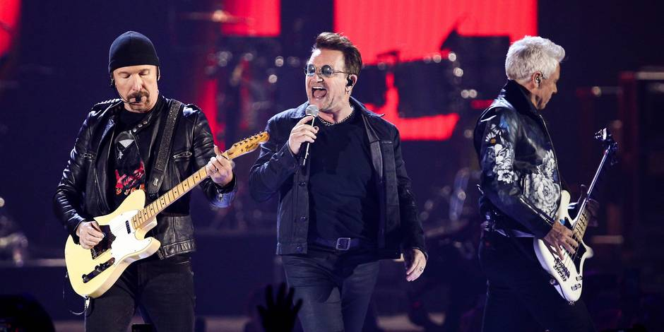 U2 : The Joshua Tree Tour au Stade de France!