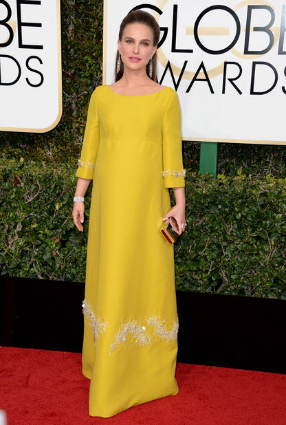 Les tops : Natalie Portman, en Prada