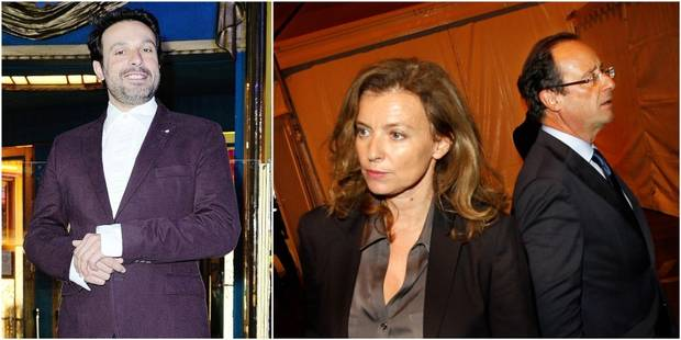 """Les confidences de l'ex de Julie Gayet: """"Cette histoire avec François Hollande, je n'y ai jamais cru"""" - La DH"""