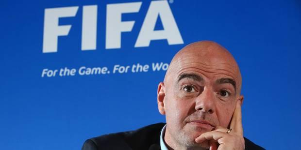 Le Mondial à 48 équipes? La Fifa va trancher - La DH