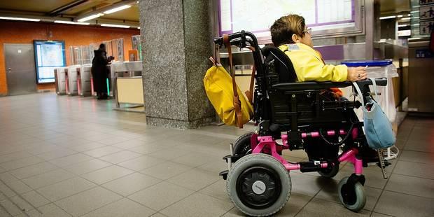 Bruxelles: explosion des plaintes liées au handicap - La DH