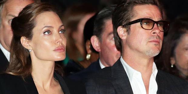 Désormais, les détails du divorce des Brangelina resteront privés - La DH