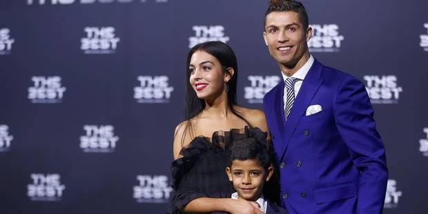 Ronaldo présente sa nouvelle conquête sur le tapis rouge - La DH