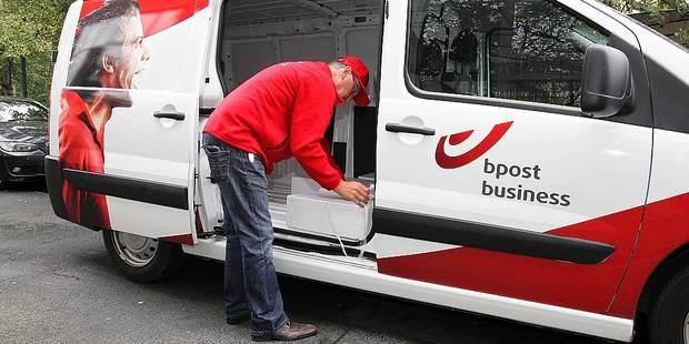 Bpost étend son service de distributeurs de paquets - La DH