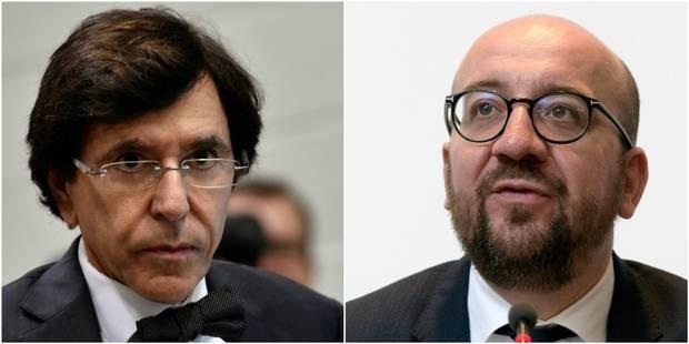 """Di Rupo tacle le Premier ministre: """"Non, Monsieur Michel, on ne garantit pas la sécurité sociale en enlevant des droits ..."""