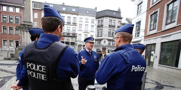Mons: Le MR frappe avec dix mesures sécuritaires - La DH