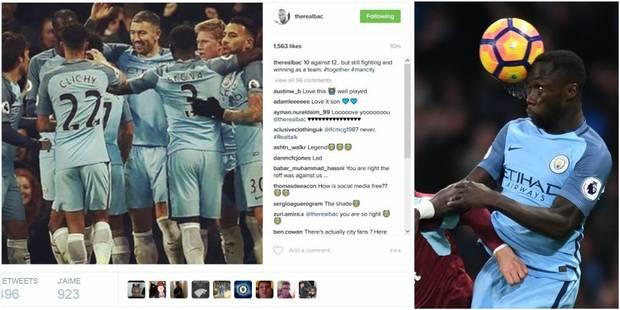 Bacary Sagna poursuivi par la Fédération anglaise à cause de ce post sur Instagram - La DH