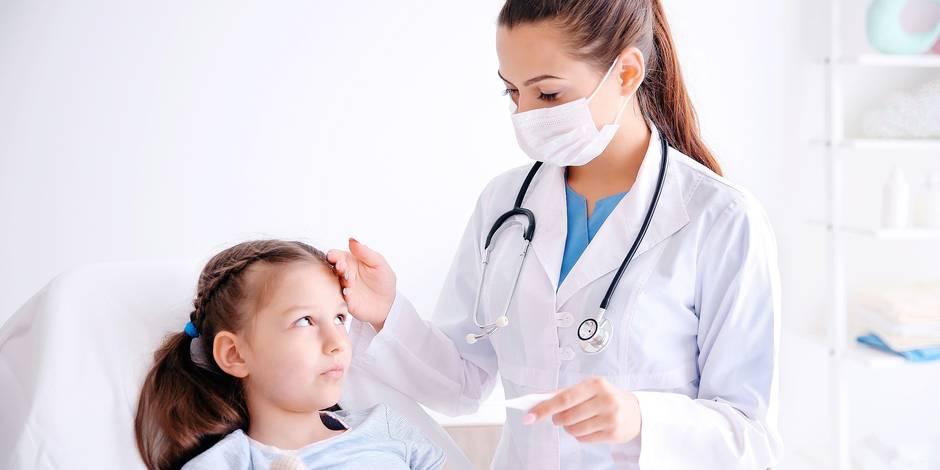 Coqueluche, scarlatine, rubéole, etc.: les maladies infantiles disparues font leur grand retour ! - La DH