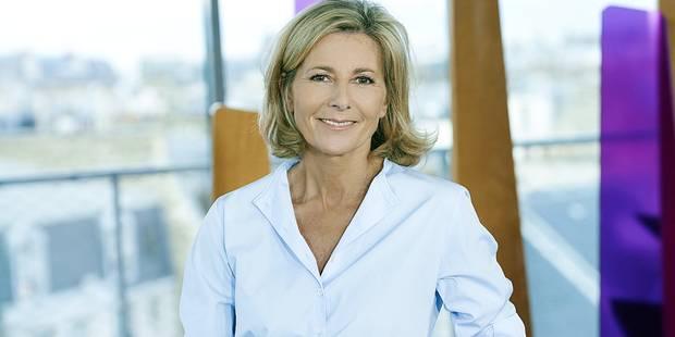 Claire Chazal écartée par France 3 - La DH