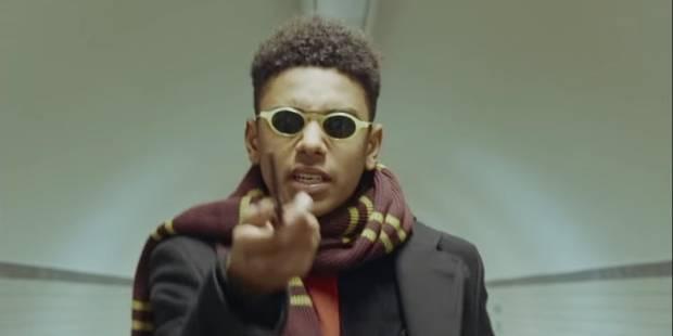 Yung Mavu, le rappeur belge qui décolle sur YouTube (VIDEO) - La DH