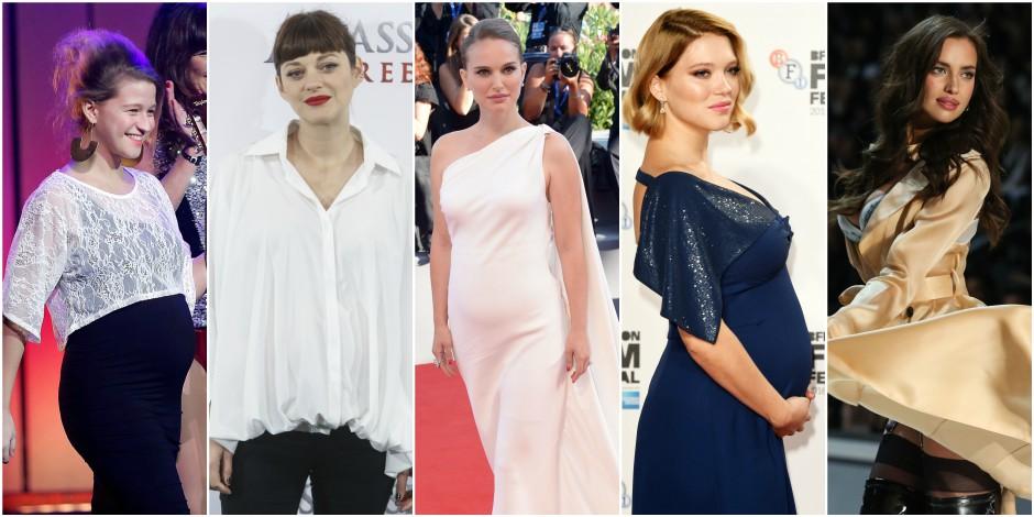 Janet Jackson, Marion Cotillard, Justine Henin, etc.: 2017, une année Baby Boom pour les stars !