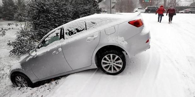 Conditions climatiques extrêmes sur la Belgique: les conseils de Touring pour rouler sans risque! - La DH