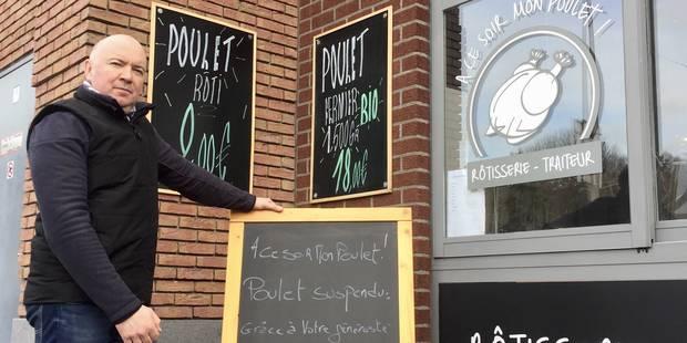 Ottignies: Après les cafés et les frites, voici les poulets suspendus - La DH