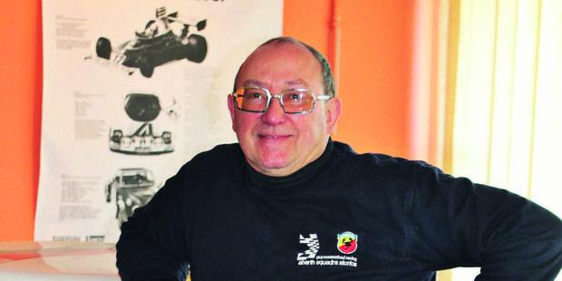 Interview À Lier : Guy Moerenhout anime un étonnant musée Abarth vivant - La DH
