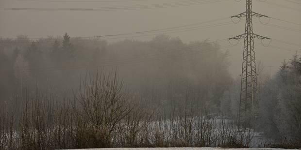 Des milliers de foyers privés d'électricité en province de Namur - La DH