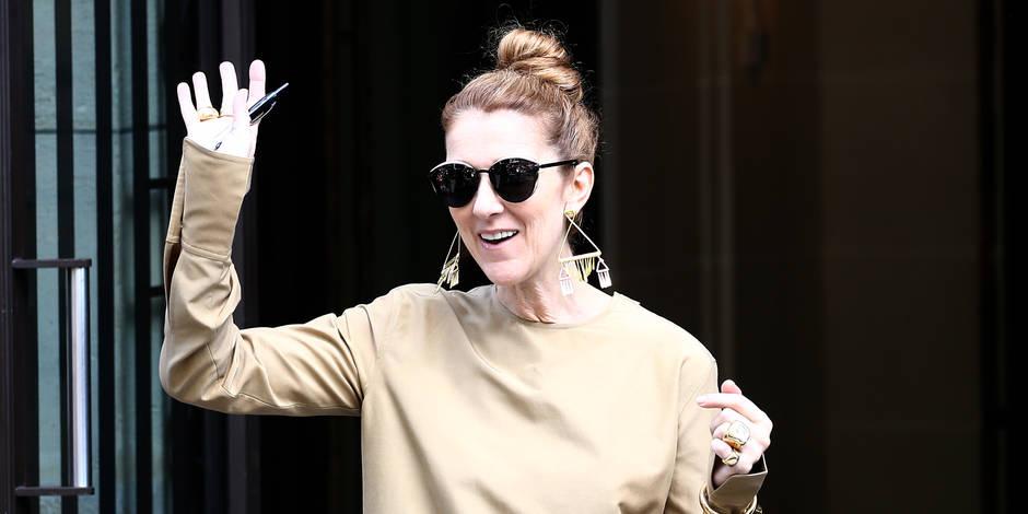 Céline Dion a changé de tête