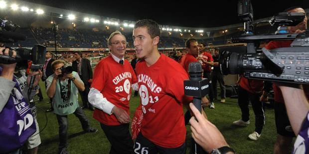 Le bel hommage d'Eden Hazard pour un homme qui a marqué sa carrière - La DH