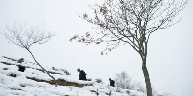 Météo : la neige au rendez-vous tout le week-end - La DH