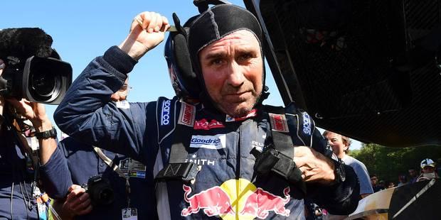 Stéphane Peterhansel remporte son 13e Dakar - La DH