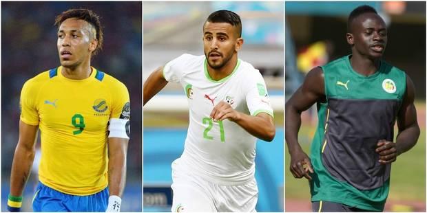Mahrez, Aubameyang, Mané, etc.: les joueurs qui vont faire la Can 2017 - La DH